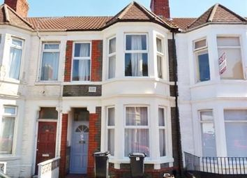 Thumbnail 2 bed flat to rent in Dogfield Street, Cathays, Cardiff