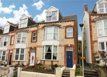 Thumbnail 4 bedroom end terrace house for sale in Horne Road, Ilfracombe