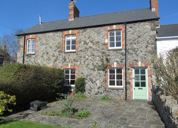 Thumbnail 3 bed cottage to rent in The Square, Dinas Powys