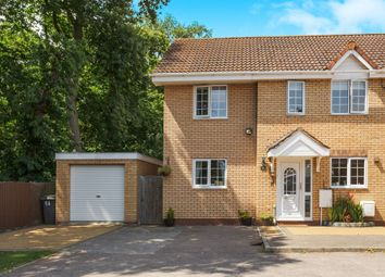 Thumbnail 3 bedroom end terrace house for sale in Monmouth Close, Ipswich