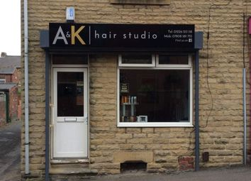 Thumbnail Retail premises for sale in Marsh Street, Wombwell, Barnsley