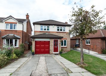 Thumbnail 3 bed detached house for sale in Crestbrooke, Northallerton