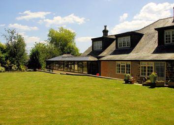 Thumbnail 6 bed detached house for sale in Castle Farm Road, Lytchett Matravers, Poole