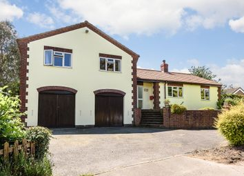 Thumbnail 4 bed detached house for sale in Highfield Lodge, Welton-Le-Marsh, Spilsby
