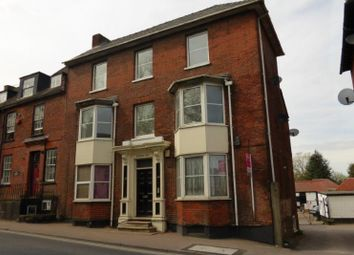 Thumbnail 2 bedroom block of flats for sale in High Street, Newmarket, Suffolk