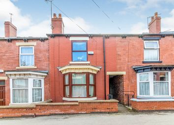 Thumbnail 3 bed terraced house for sale in Malton Street, Sheffield, South Yorkshire