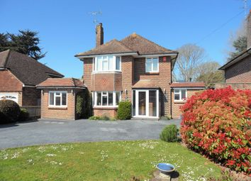 Thumbnail 4 bed detached house for sale in Downview Avenue, Ferring, Worthing