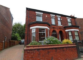 Thumbnail 4 bed semi-detached house for sale in Temple Drive, Swinton, Manchester