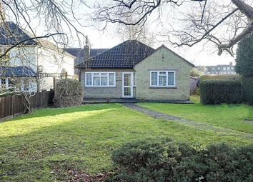 Thumbnail 2 bed detached bungalow for sale in The Plain, Epping