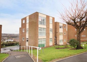 Thumbnail 1 bed flat for sale in Hallam Court, Pembroke Road, Dronfield, Derbyshire