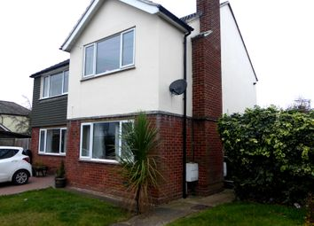 Thumbnail 2 bed flat to rent in Old Bridge Road, Whitstable