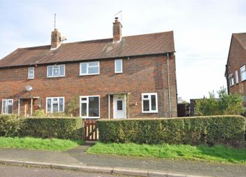 Thumbnail 2 bed semi-detached house for sale in Buckwell Rise, Herstmonceux, Hailsham