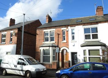 Thumbnail 3 bedroom end terrace house for sale in Grove Road, Lenton, Nottingham