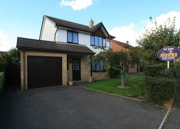 Thumbnail 4 bedroom detached house for sale in Baverstock Road, Talbot Village, Poole