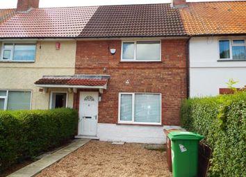 Thumbnail 3 bedroom terraced house for sale in Austery Avenue, Lenton Abbey, Nottingham
