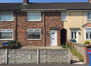Thumbnail 3 bed terraced house for sale in Stalisfield Avenue, West Derby, Liverpool