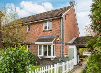 Thumbnail 1 bed semi-detached house for sale in Normandy Close, Maidenbower, Crawley