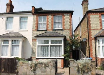 Thumbnail 3 bed semi-detached house for sale in Poplar Grove, New Malden, Greater London