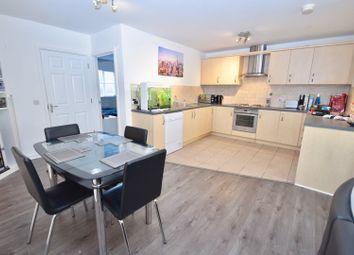 Thumbnail 1 bed flat for sale in Ashville Road, Hampton Hargate, Peterborough