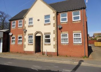 Thumbnail 2 bed flat for sale in Valley Road, Leiston