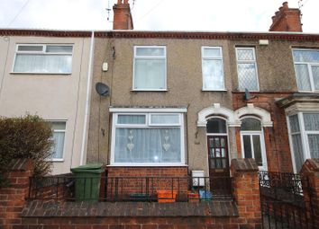 Thumbnail 3 bed terraced house for sale in 213 Wellington Street, Grimsby, N.E. Lincs