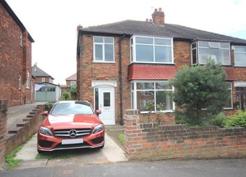 Thumbnail 3 bed semi-detached house to rent in Boundary Avenue, Wheatley Hills, Doncaster