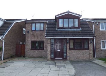 Thumbnail 4 bed detached house for sale in Oakham Close, Bury