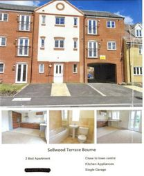 Thumbnail 2 bedroom flat to rent in Manning Road, Bourne, Lincolnshire