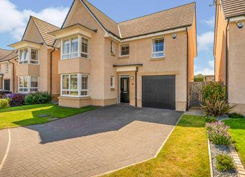 Thumbnail 4 bed detached house for sale in Jewel Gardens, Dalkeith, Midlothian