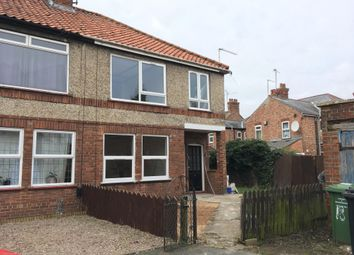 Thumbnail 2 bed flat to rent in Harewood Drive, King's Lynn