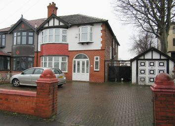 Thumbnail 4 bed semi-detached house for sale in Seymour Grove, Old Trafford, Manchester