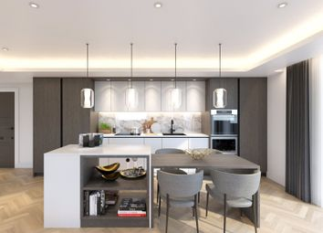 Thumbnail 2 bed flat for sale in Cuthbert House, Brigade Court, Southwark
