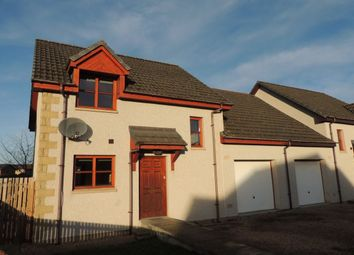 Thumbnail 3 bedroom detached house for sale in Fogwatt Lane, Elgin