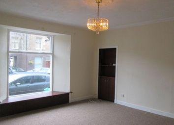 Thumbnail 1 bed flat to rent in High Street, Burntisland
