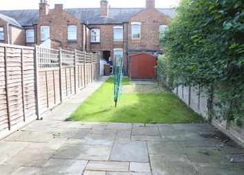 Thumbnail 3 bed terraced house to rent in Kings Road, Melton Mowbray