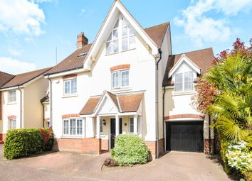 Thumbnail 5 bedroom detached house for sale in Ridings Avenue, Great Notley, Braintree