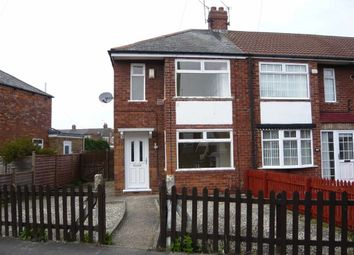 Thumbnail 2 bedroom terraced house to rent in Danube Road, Hull