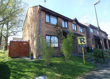 Thumbnail 3 bed end terrace house for sale in Capsey Road, Ifield, Crawley