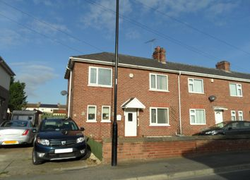 Thumbnail 3 bed end terrace house for sale in Poplar Road, Skellow Doncaster