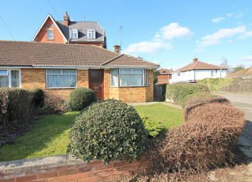Thumbnail 2 bed semi-detached bungalow for sale in Hayes Road, Pittvile