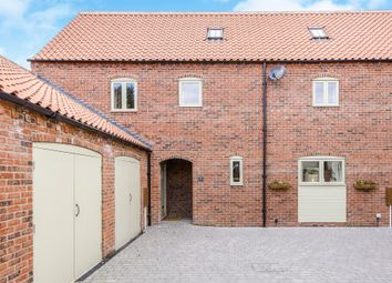 Thumbnail 3 bed town house for sale in The Crew Yard, Everton, Doncaster