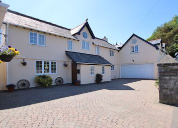 Thumbnail 4 bed detached house for sale in The Coach House, Ballagawne Road, Ballabeg