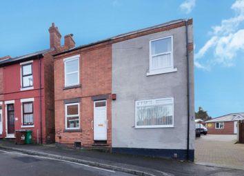 Thumbnail 3 bed semi-detached house for sale in Bancroft Street, Nottingham, Nottinghamshire