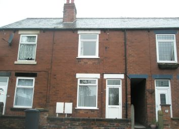 Thumbnail 2 bed terraced house to rent in Sydney Street, Brampton, Chesterfield