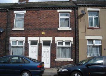 Thumbnail 2 bedroom terraced house to rent in Trinity Parade, Trinity Street, Hanley, Stoke-On-Trent