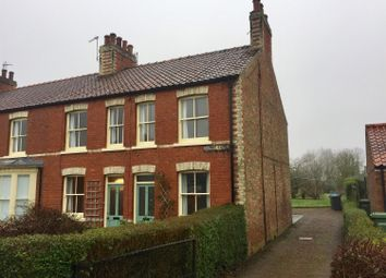 Thumbnail 2 bed cottage to rent in Sunny Bank, Oulston Road, Easingwold, York