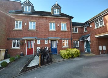 Thumbnail 3 bedroom town house for sale in Linnyshaw Close, Bolton