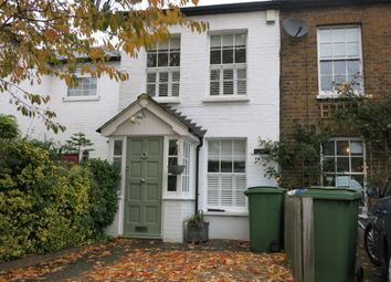 Thumbnail 2 bed end terrace house to rent in Rushett Close, Thames Ditton
