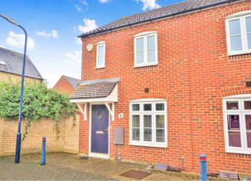 Thumbnail 2 bed end terrace house for sale in Chartwell Drive, Maidstone