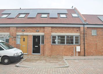 Thumbnail 2 bed terraced house to rent in Sangha Close, Glenfield, Leicester